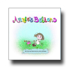 Annie's Buttons - Now available on iBooks