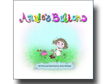 Annies Buttons: Now available on iBooks. Special release price.