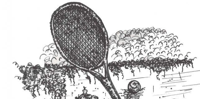 Love tennis? Then this Wimbledon poem is just for you.