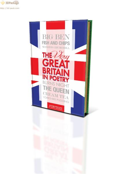 3d book cover VBGP