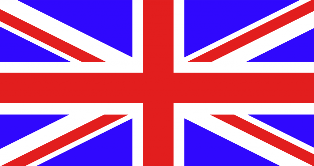 The very great britain - Union Jack Flag