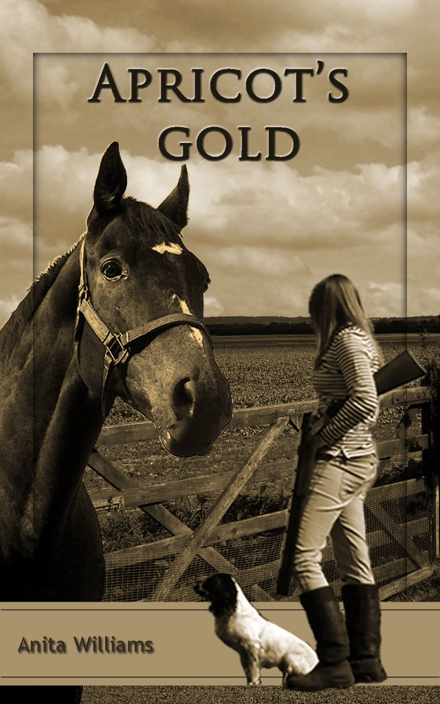 Apricot's Gold - New short story exclusively on Kindle