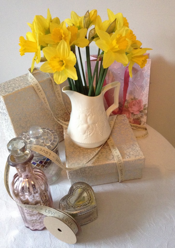 mothers day daffs
